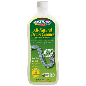 All Natural Drain Cleaner