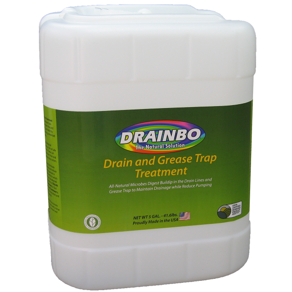 All Natural Drain Cleaner and Grease Trap Treatment