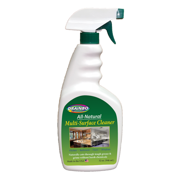 All Natural Multi-Surface Cleaner
