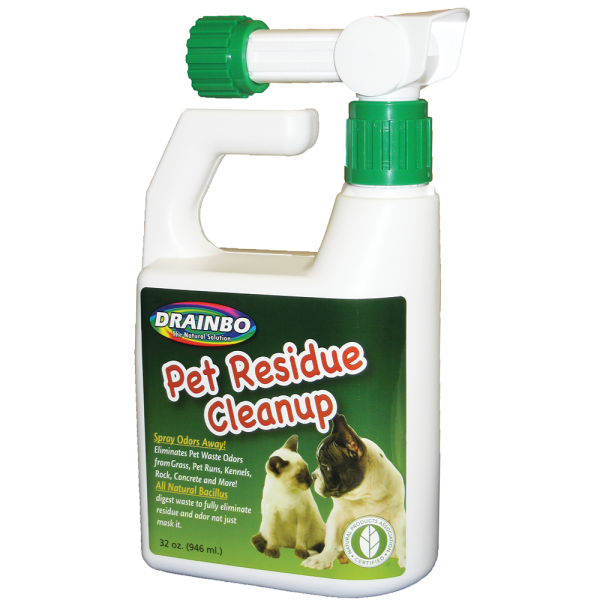 All Natural Pet Residue Cleanup